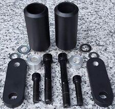 2004-2005 Honda CBR1000RR CBR1000 CBR 1000 RR 1000RR BLACK FRAME SLIDERS