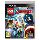 LEGO Marvel's Avengers (Sony PlayStation 3, 2016)