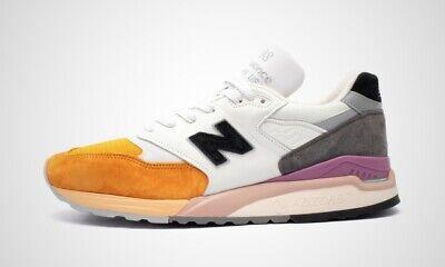 sports shoes d2f67 fd59f New Balance Men's 998 Lifestyle Shoes