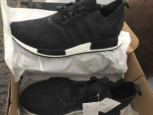 0f79f0b1d adidas NMD R1 PK Prime Knit Wool Winter Pack UK12 BNIB-Uk Receipt