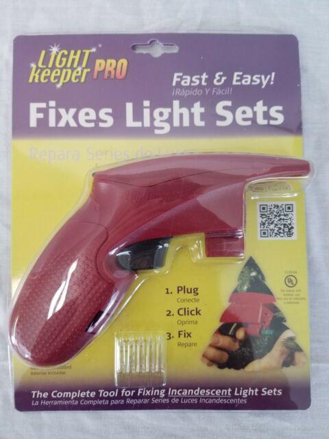 Light Keeper Pro Christmas Tree Light Tester and Repair ...