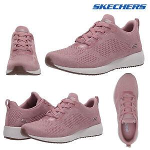 Skechers Ladies Bobs Squad Glitz Maker