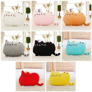 Lovely-Cat-Cushion-Pillow-Animal-Cushion-Kid-Baby-Sleeping-Soft-Pillow-Toy-Cute