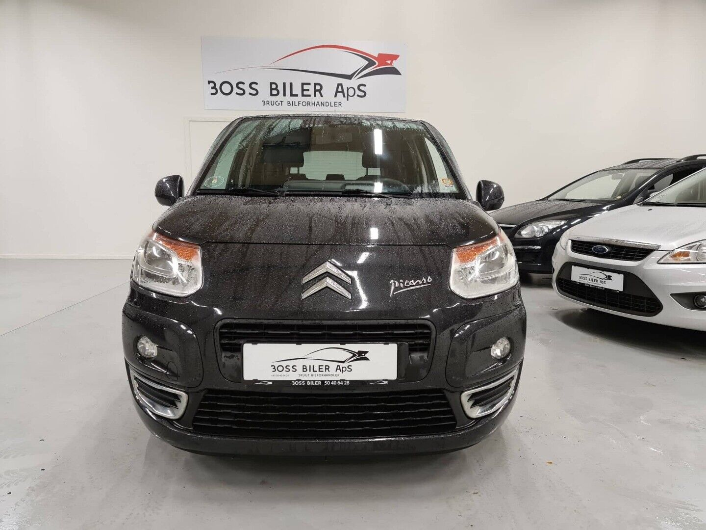Citroën C3 Picasso 1,6 HDi 90 Comfort 5d
