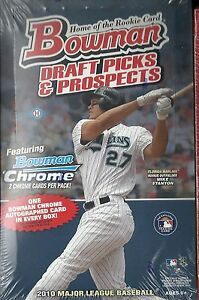 2010-Bowman-Draft-Baseball-Factory-Sealed-Hobby-Box-MACHADO-HARVEY-AUTOS