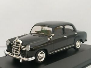 1-43-MERCEDES-180-PONTON-COCHE-METAL-CAR-ESCALA-DIECAST-SCALE