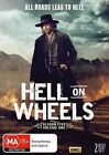 Hell On Wheels : Season 5 (DVD, 2016, 2-Disc Set)