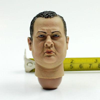 TC37-08 1/6 ZCWO Murphy (New York Police 2.0) Head Sculpt
