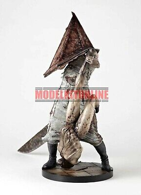 Pyramid Head Mannequin Monster Silent Hill 2 Unpainted Resin