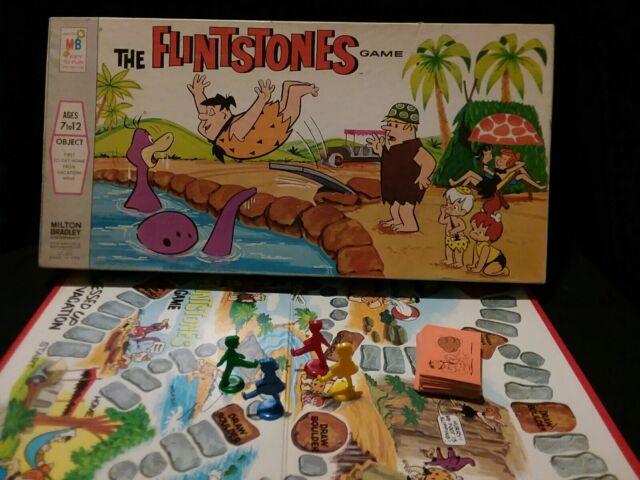 Flintstones board game online
