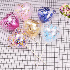 3Pcs-Sequins-Heart-Balloon-Cake-Topper-Baby-Shower-for-Birthday-Wedding-Confetti
