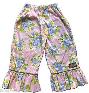 Beautiful-MATILDA-JANE-Size-6-Good-Hart-Maple-Sugar-Ruffle-Pants