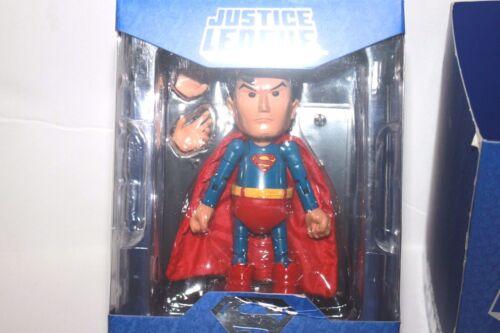 SUPERMAN HYBRID METAL FIGURATION #007 herocross JUSTICE LEAGUE UNLIMITED new