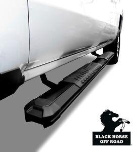Black Horse Off Road 2009-2016 Dodge Ram 1500 Quad Cab Black Running Side Boards | eBay