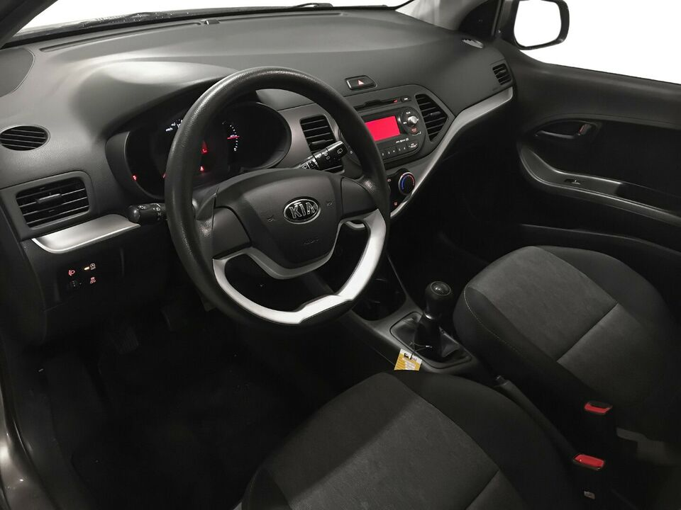 Kia Picanto 1,0 Active Eco Benzin modelår 2013 km 92000