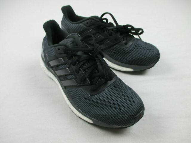 circuito fe deseable  adidas Women's Supernova Running Shoes Synthetic Rubber Midnight Gray White  Still Breeze 8 for sale online   eBay