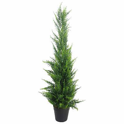 7006N 3 ft artificiels de cône Cypress Conifère topiaire arbre feuille 90 cm environ 0.91 m
