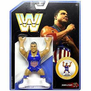 WWE Kurt Angle Raw Rétro App Mattel Series 7 Wrestling Action Figure Basic NXT