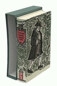 Sterne: The Life And Opinions Of Tristram Shandy, Gentleman FOLIO SOCIETY (2005)