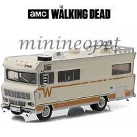 Greenlight 33070 A The Walking Dead 1973 Winnebago Chieftain Rv 1/64 Beige