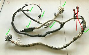 2008 2010 ford f450 f550 superduty 6.4l automatic transmission wiring  harness | ebay  ebay