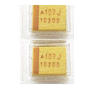 20pcs Tantalum Capacitors 16 V 33uF Type B SMD 3528 10/% Surface Mount