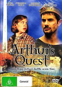 ARTHUR-039-S-QUEST-ARYE-GROSS-ALEXANDRA-PAUL-NEW-amp-SEALED-DVD