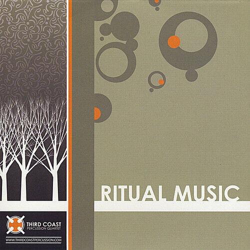 Third Coast Percussion - Ritual Music [New CD]