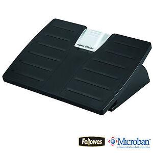 FELLOWES-ergonomico-ANTIBATTERI-MICROBAN-PROTEZIONE-A-PEDALE-appoggio-UFFICIO