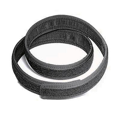 "Uncle Mike/'s 88071 Deluxe Inner Belt Kodra Black L 38/""42/"" Lightweight Flexible"