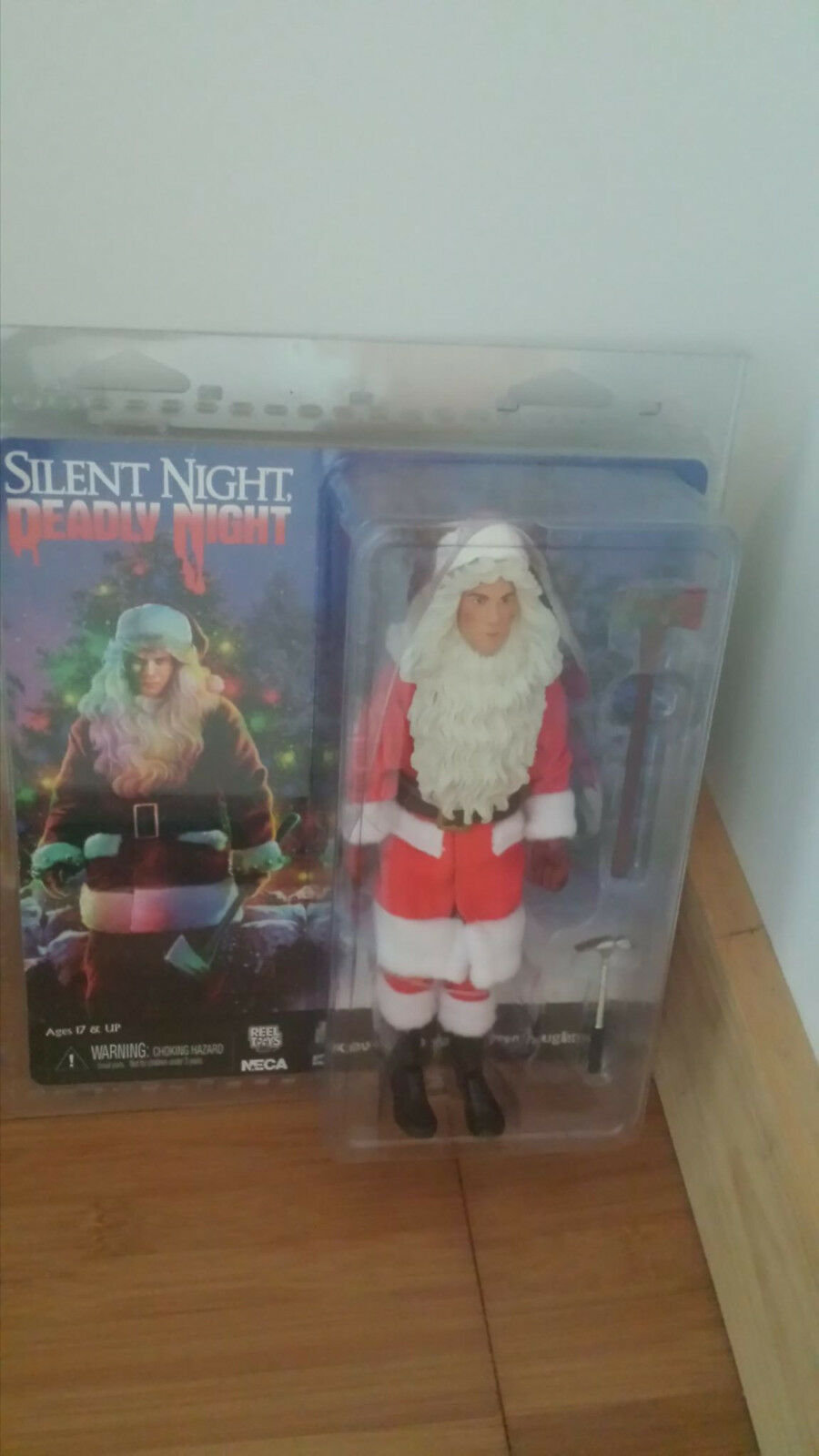 Silent Night Deadly Night Billy Retro Style Clothed 8
