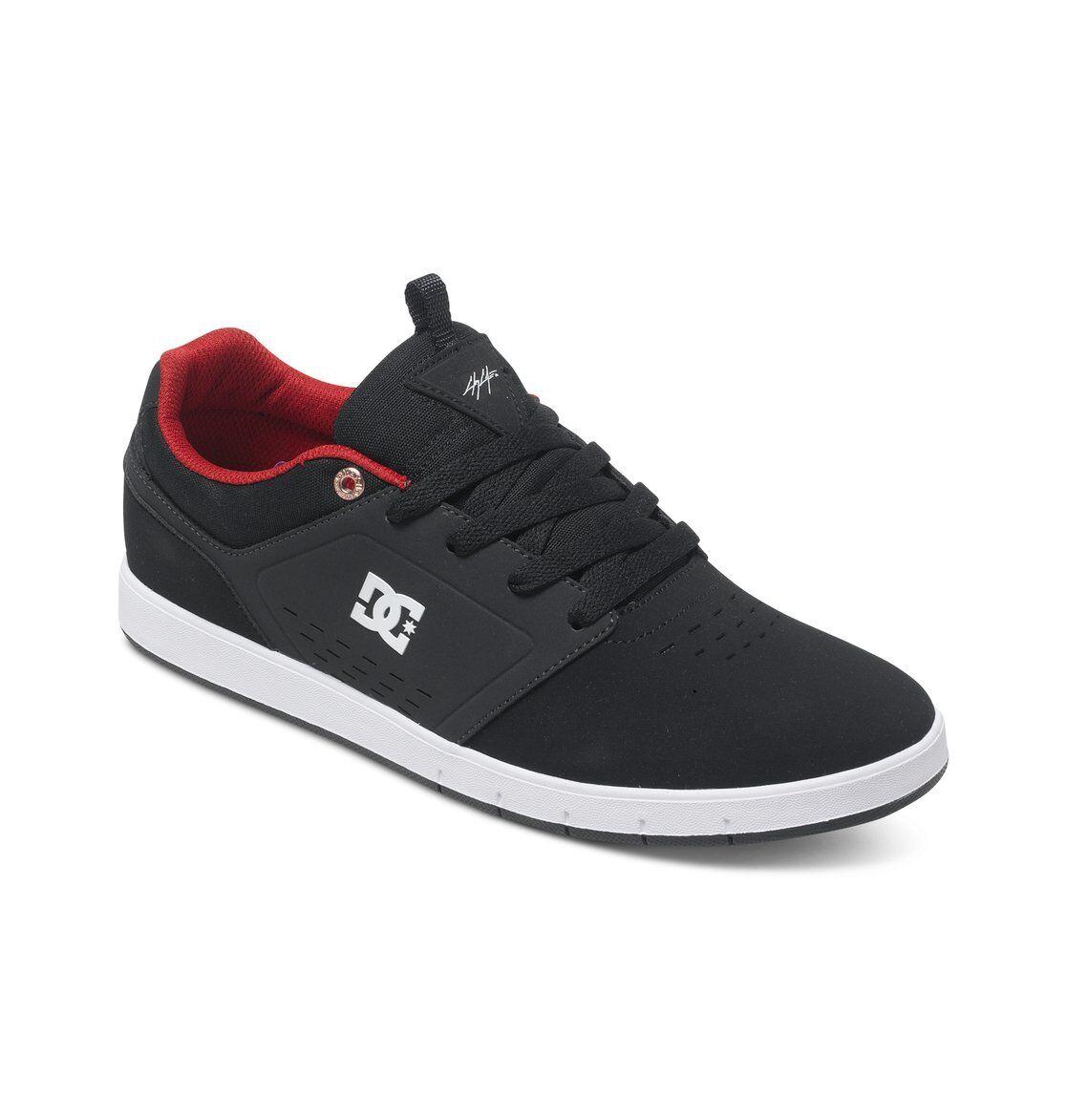 best website 32064 e2143 Uomo Skate DC Shoes Cole Signature Black Red Chaussures dbda18 - le ...