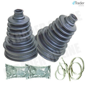 2-CV-BOOT-KIT-STRETCHY-UNIVERSAL-FIT-DRIVE-SHAFT-GATOR-JOINT-BOOT-STRETCH-QTY-2