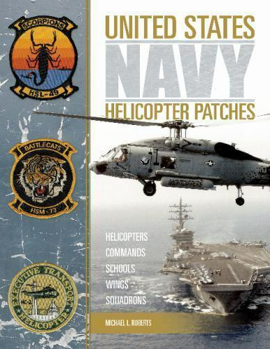 United States Navy Helicopter Patches Helicopters Commands