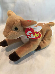 Collectible RARE Ty WHISPER Beanie Baby ERROR Hang Tag 1997 - Tush Tag 1998