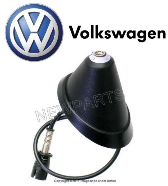 Genuine Volkswagen Antenna Base With Gasket For Roof 1j0035501f Rhebay: 1999 Volkswagen Beetle Radio Antenna At Gmaili.net