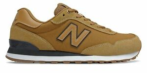 New Balance Men's 515 Shoes Brown with Tan