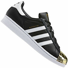 ADIDAS ORIGINALS Metallo Superstar Da Ginnastica Da Donna Punta Aperta W