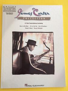 James-Carter-Collection-Artist-Transcriptions-Saxophone