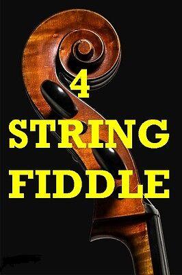 4stringfiddle