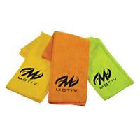 Motiv Classic Microfiber Bowling Towel 16 X 16