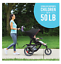 thumbnail 2 - New Pink Girl's Single Baby Stroller Jogger Folding Child Travel Carriage Infant