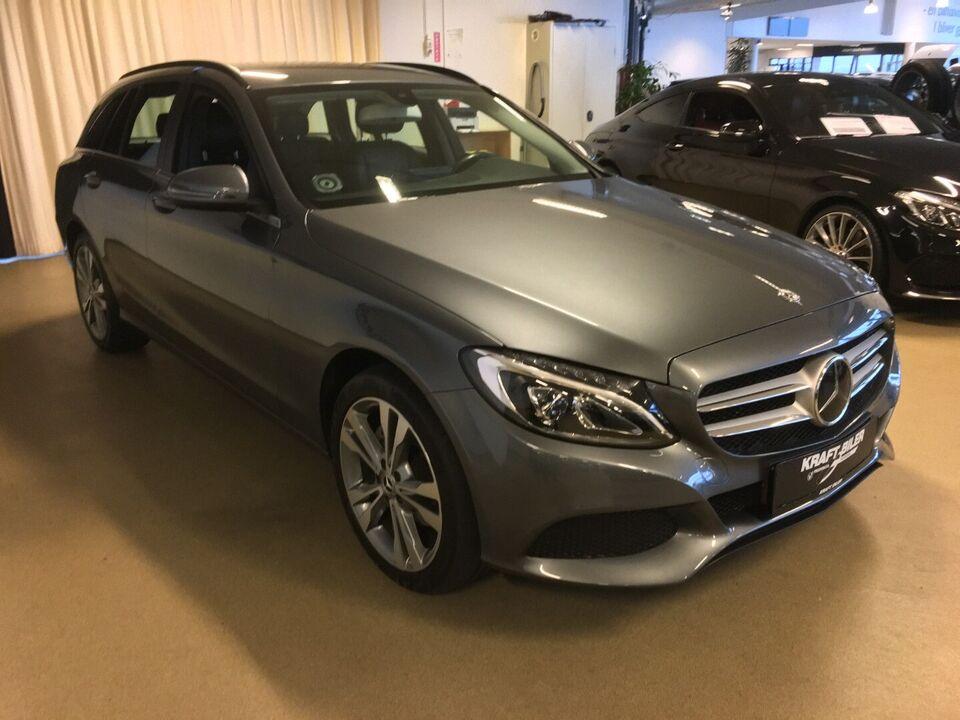 Mercedes C220 d 2,2 Avantgarde stc. aut. Diesel aut.