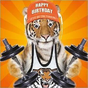 Geburtstagskarte Alles Gute Zum Geburtstag Lustig Tiere Fitness