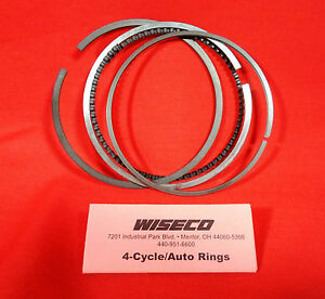 Wiseco 8300XX Piston Ring SINGLE Set 83mm Rings