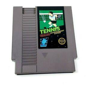 Tennis Classic NES Nintendo Game Cartridge Only