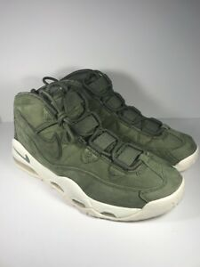 NEW Nike Max Uptempo Urban Haze Pippin Olive Green 311090-301 Size 10