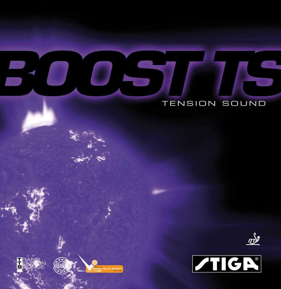 Stiga Table Tennis Rubber Boost Tension Sound