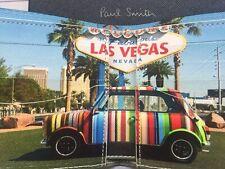 Mini Las Vegas >> Paul Smith Black Stripes Mini Las Vegas 6cc Wallet For Sale Online