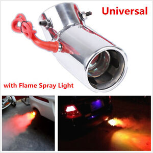 Image is loading 1xUniversal-Modified-Car-Exhaust-Pipe-Flame-Spray-Red- : flames from exhaust pipe - www.happyfamilyinstitute.com